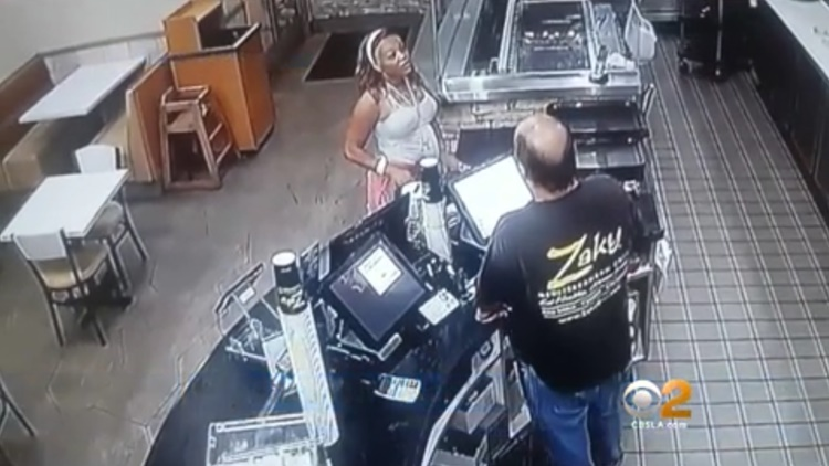 Suspected Mother-Daughter Tip Jar Thieves Caught on Tape