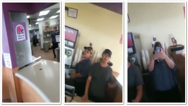 Black Man Accuses Taco Bell Staff Of Being Racist For Not Giving Him Free Water