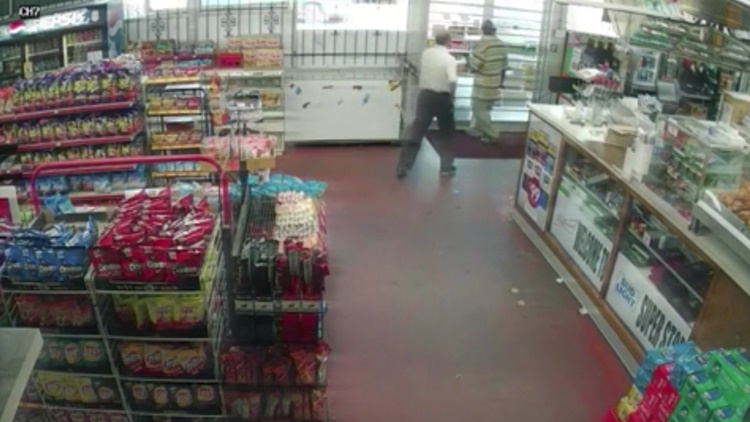 Graphic: Police Fatally Shoot Mentally Ill Man Holding Knives