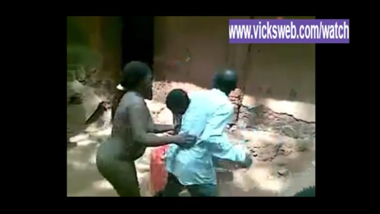 Man Catches His Wife And Brother F*cking And Humiliates Them Both In Front Of His Whole Village