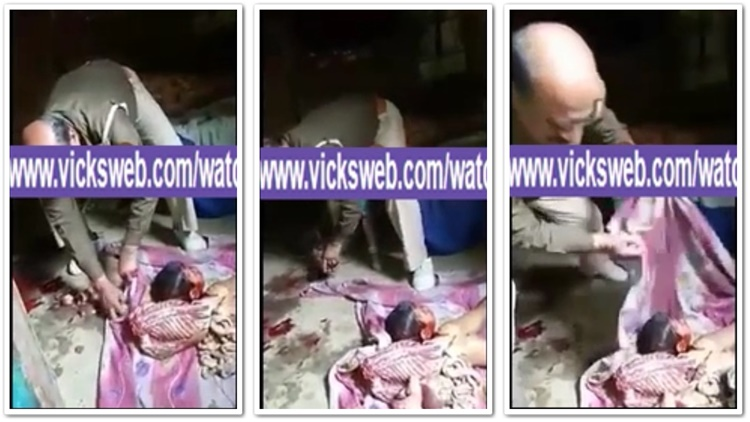 Young Boy Was Beheaded And Dismembered In The Slums Of India