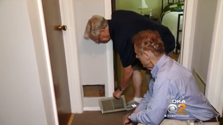 Alarm Clock Stuck In Wall Goes Off Every Day For 13 Years